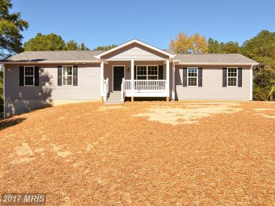 Presidential Lakes Single Family Home For Sale: Lot 58 Harrison Dr.