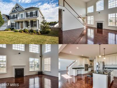 King George Single Family Home For Sale: 11705 Hopyard Drive
