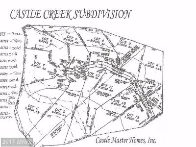 Castle Creek Residential Lots & Land For Sale: Lynx Drive