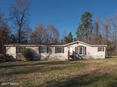 King George Single Family Home For Sale: 14289 Poplar Neck Road