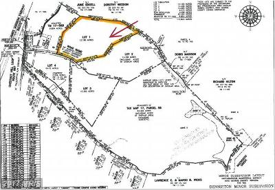 Denniston Estates Residential Lots & Land For Sale: Lot 1 Off Chestnut Hill Loop
