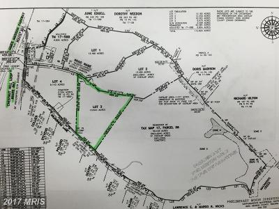 Denniston Estates Residential Lots & Land For Sale: Lot 3 Off Chestnut Hill Loop