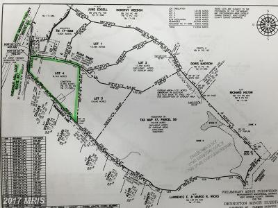 Denniston Estates Residential Lots & Land For Sale: Lot 4 Off Chestnut Hill Loop