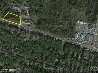 King George Commercial For Sale: 7304 Kings Highway