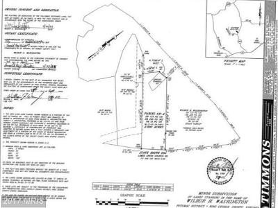 Residential Lots & Land For Sale: Lambs Creek Church Road