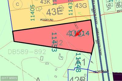 Residential Lots & Land For Sale: 11314 James Madison Parkway