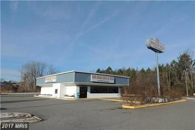 King George Commercial For Sale: 11437 Ridge Road