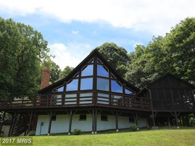 King George Single Family Home For Sale: 2632 Lynn Allen Road