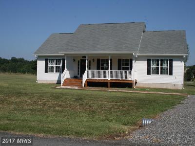 Single Family Home For Sale: 218 Randolph Street