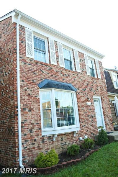 Sterling Townhouse For Sale: 936 Sherwood Court