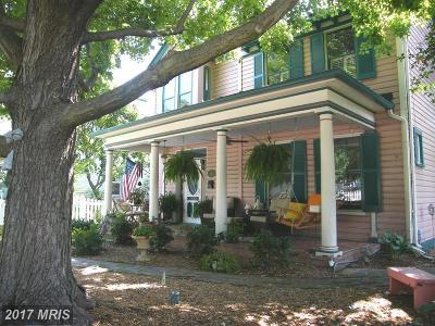 Leesburg Single Family Home For Sale: 406 King Street S