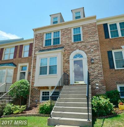 Ashburn VA Townhouse For Sale: $385,000