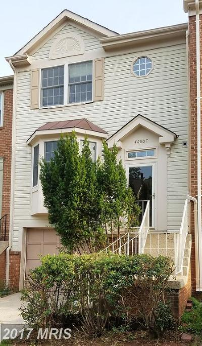 Sterling VA Townhouse For Sale: $309,850