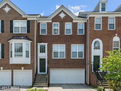 Ashburn Townhouse For Sale: 43835 Chadwick Terrace