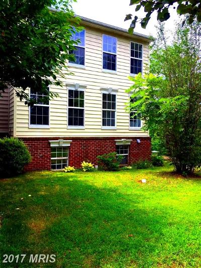 Round Hill Townhouse For Sale: 17525 Bristol Terrace