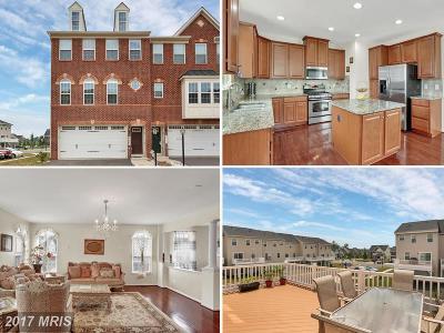 Aldie Townhouse For Sale: 25801 Double Bridle Terrace