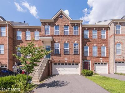 Aldie Townhouse For Sale: 42044 Angel Arch Terrace