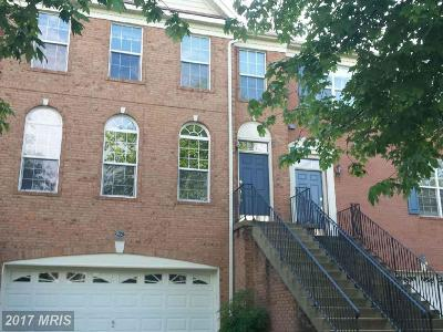 South Riding Townhouse For Sale: 25503 Beresford Drive