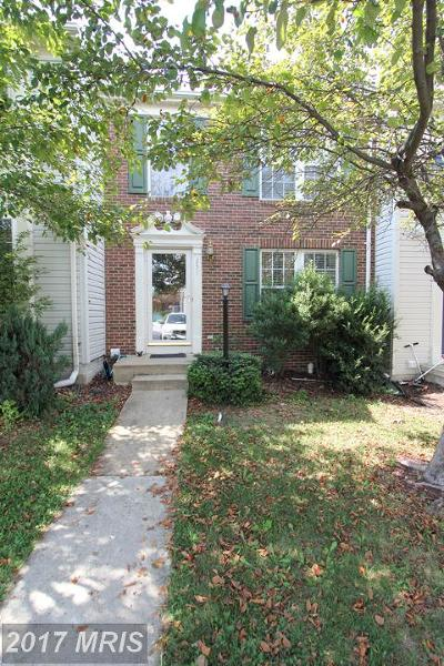 Loudoun Townhouse For Sale: 251 Shirley Square SE