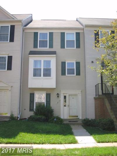 Loudoun Townhouse For Sale: 20782 Apollo Terrace
