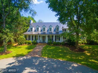 Middleburg Single Family Home For Sale: 22714 Melrose Farm Lane