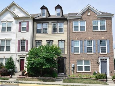 Leesburg Townhouse For Sale: 484 Glade Fern Terrace SE