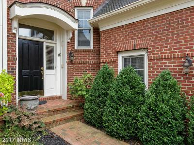Leesburg Townhouse For Sale: 43711 Burning Sands Terrace