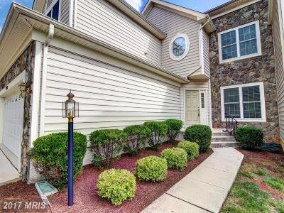 Chantilly Townhouse For Sale: 25192 Fortitude Terrace