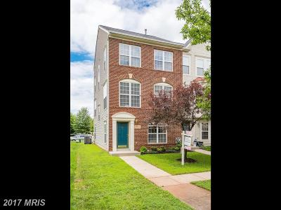 Ashburn Townhouse For Sale: 21009 Kittanning Lane