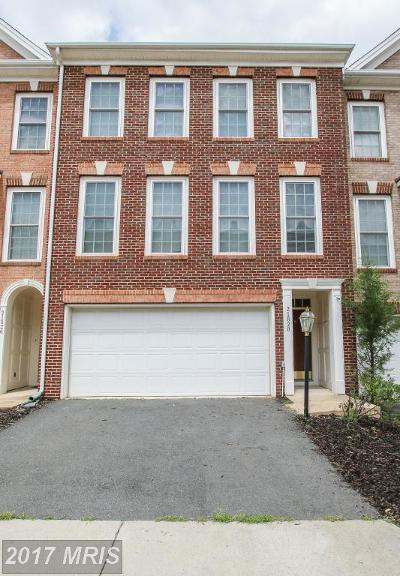Ashburn Townhouse For Sale: 21828 Ladyslipper Square