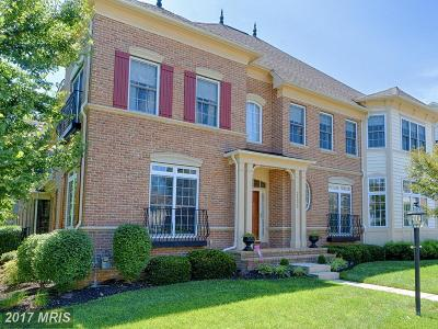 Chantilly Townhouse For Sale: 24938 Earlsford Drive