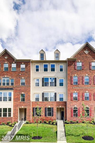 Aldie Townhouse For Sale: 42108 Winning Glory