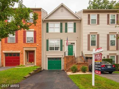Ashburn Townhouse For Sale: 44049 Gala Circle