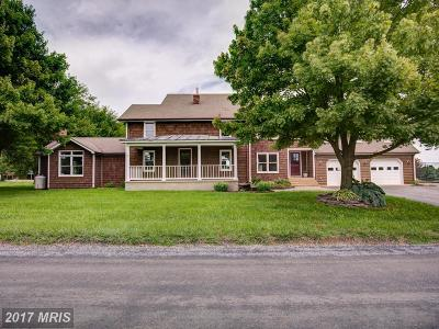 Purcellville Single Family Home For Sale: 37430 Allder School Road