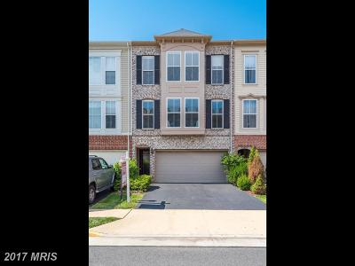 Ashburn Townhouse For Sale: 23445 Spice Bush Terrace