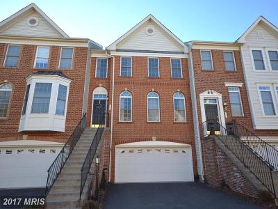 Purcellville Townhouse For Sale: 213 Grassy Ridge Terrace