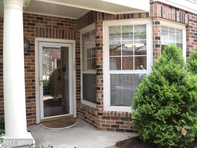 Ashburn Condo For Sale: 45061 Brae Terrace #103