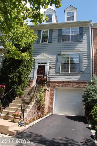 South Riding Townhouse For Sale: 25444 Indian Hill Circle