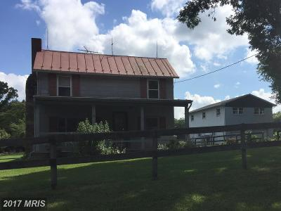 Leesburg Single Family Home For Sale: 40991 Red Hill Road