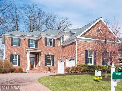 Ashburn Single Family Home For Sale: 19825 Bethpage Court