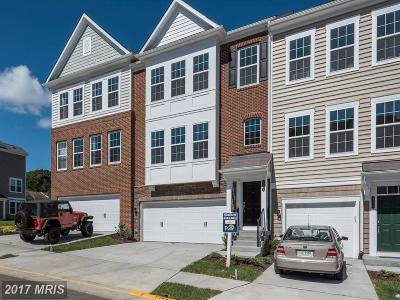 Ashburn Townhouse For Sale: 44956 Bishop Terrace