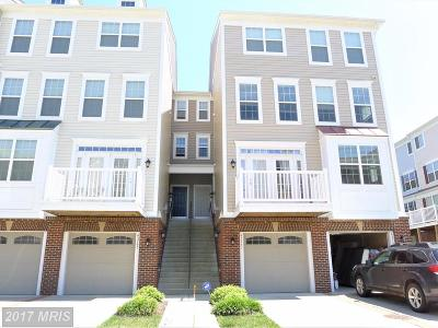 Sterling Townhouse For Sale: 45743 Winding Branch Terrace