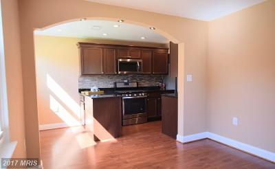 Leesburg Townhouse For Sale: 223 Nottoway Street SE