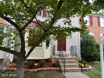 Leesburg Townhouse For Sale: 926 Smartts Lane NE