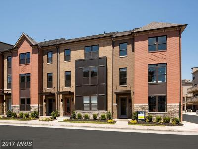 Ashburn Townhouse For Sale: 44709 Ellsworth Terrace