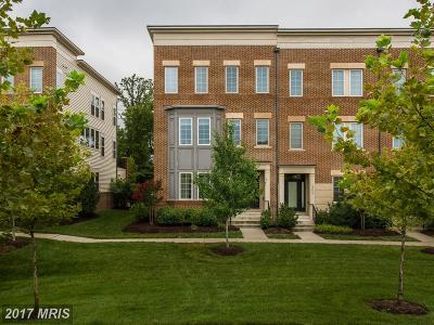Ashburn Townhouse For Sale: 22860 Goldsborough Terrace