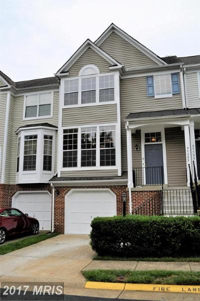 Sterling Townhouse For Sale: 47595 Woodboro Terrace
