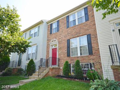 Ashburn Townhouse For Sale: 43255 Brookford Square