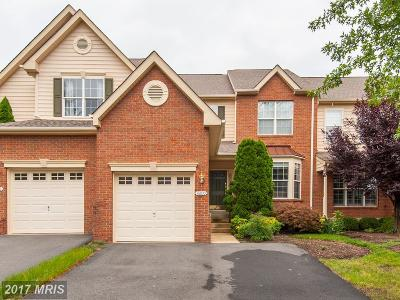 Ashburn Townhouse For Sale: 43610 Solheim Cup Terrace