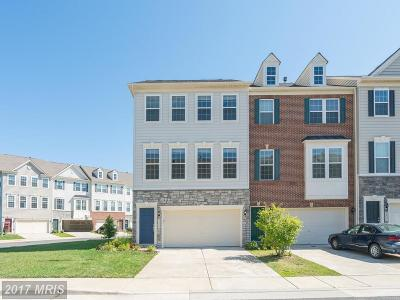 Loudoun Townhouse For Sale: 42259 Dean Chapel Square